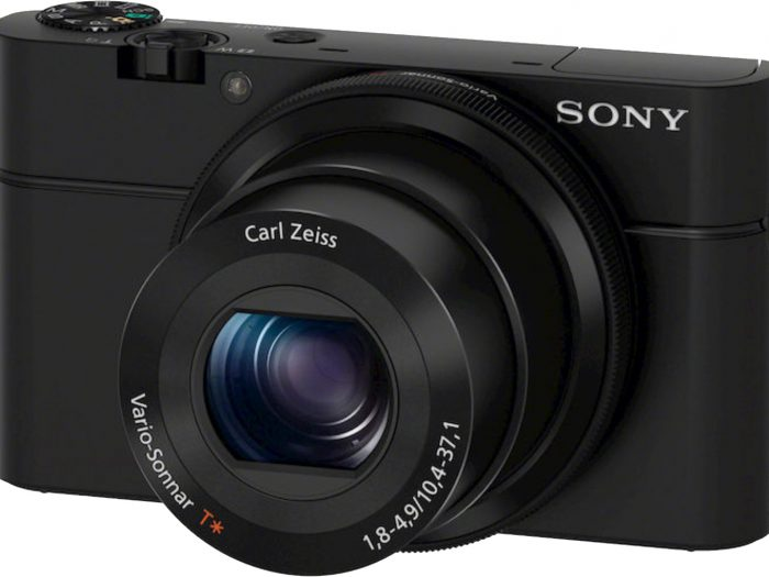 Sony RX 100
