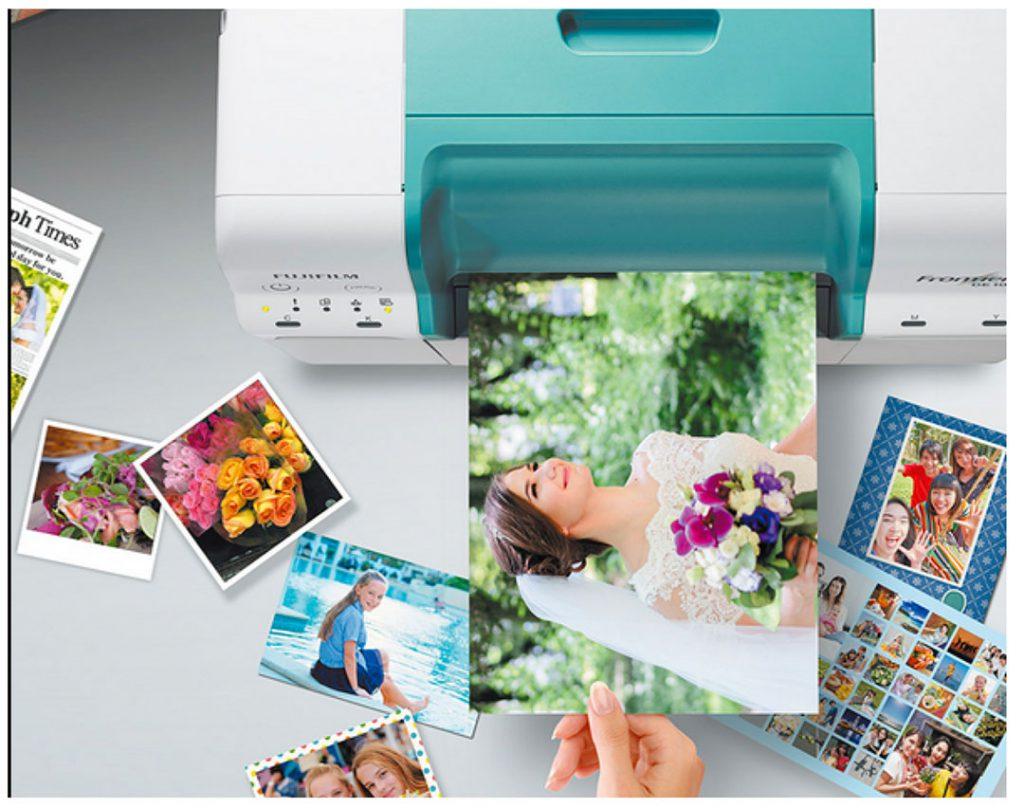 Stampa rofessionale Inkjet Fuji ed Epson