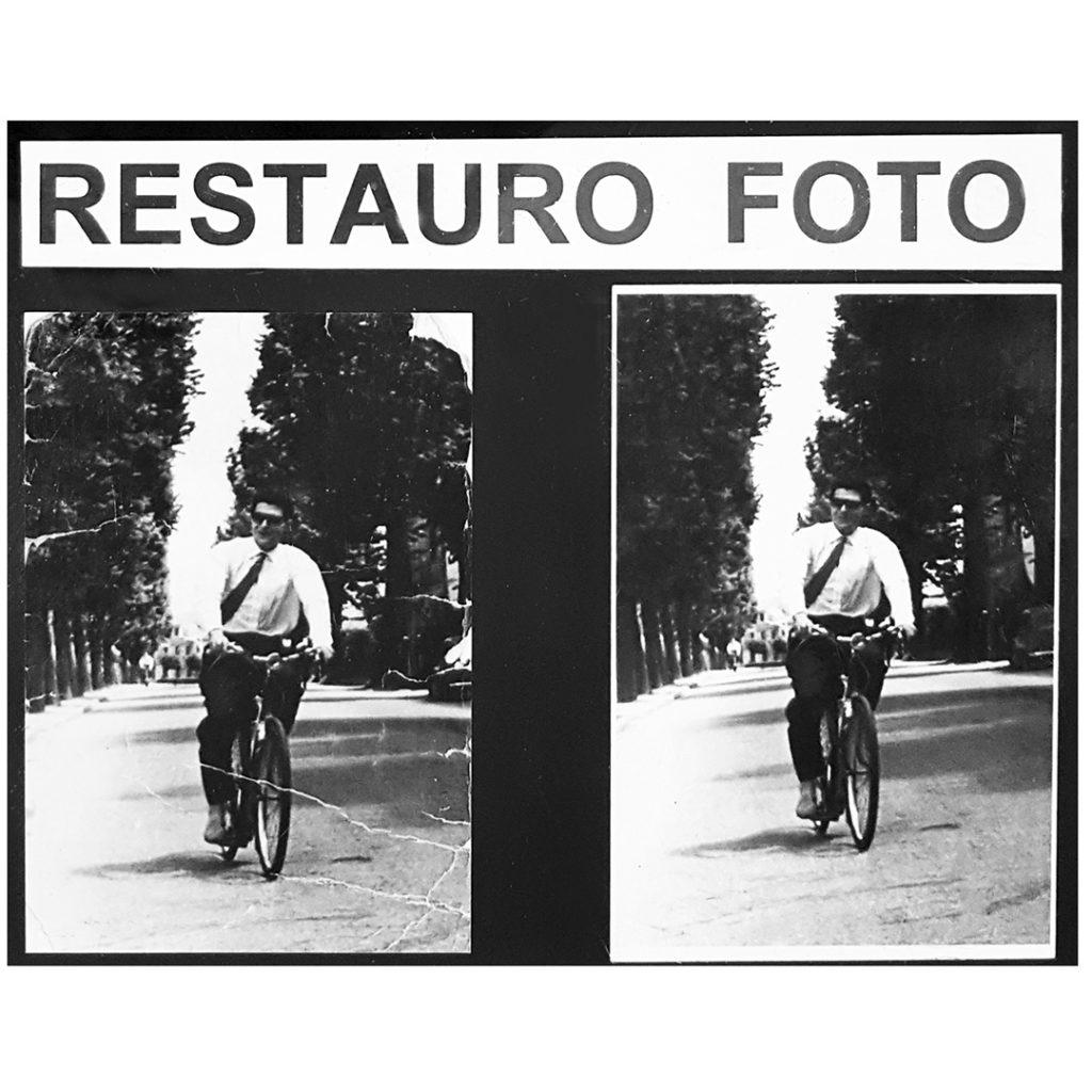 Restauro Vecchie Foto
