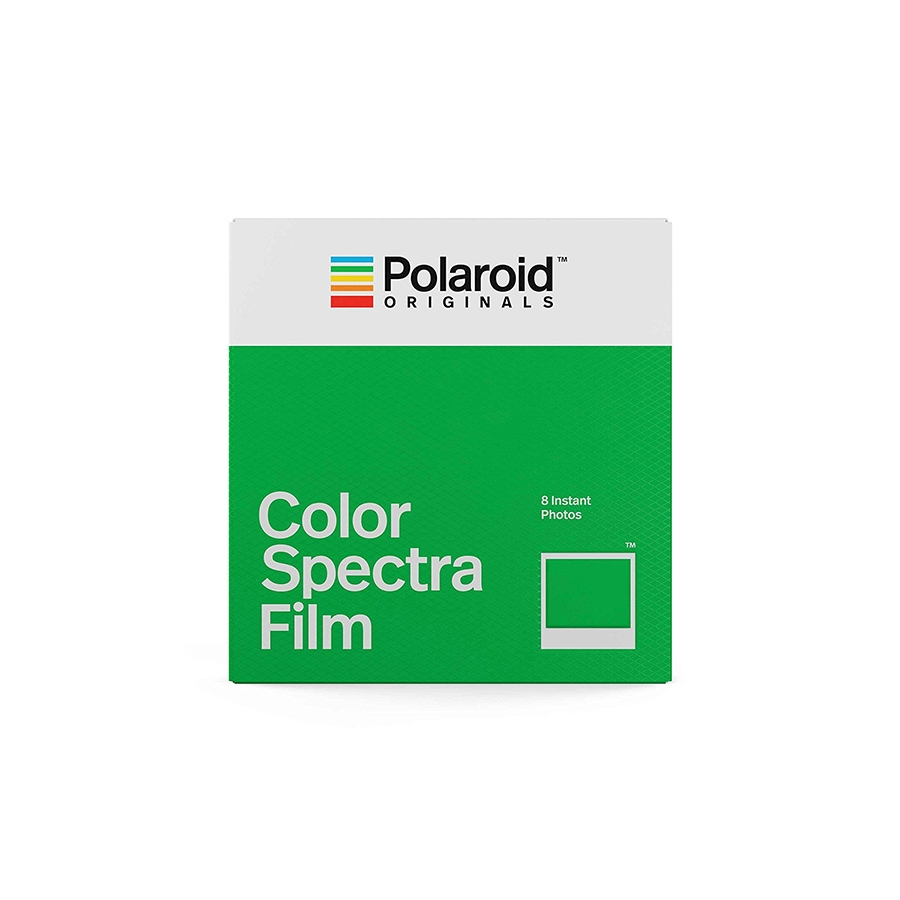 polaroid color spectra film